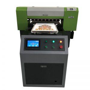 2018 novo produto 8 cores jato de tinta a1 6090 impressora de mesa plana