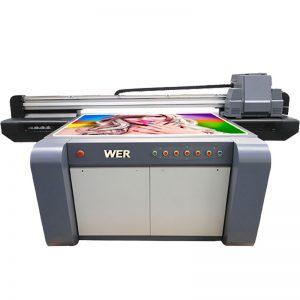 Efeito 3D UV impressora de mesa, impressora de cerâmica, máquina de impressão de telhas na china WER-EF1310UV