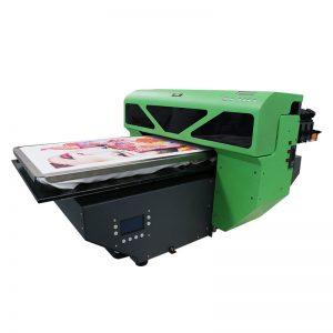 8 cores de alta velocidade impressora dtg para t-shirt impressora de t-shirt barato impressora de mesa de t-shirt made in china WER-D4880T