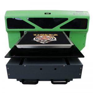 China Fabricante pequena máquina de impressão t-shirt direto para vestuário impressora dtg a2 a3 WER-D4880T