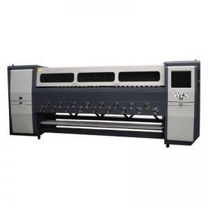 De boa qualidade impressora a jacto de tinta resistente solvente da impressora 3.4m de K3404I / K3408I