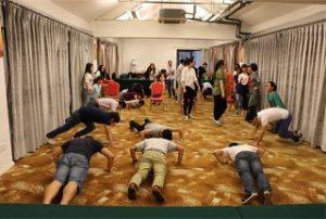 Atividades de Expansão Indoor, 2015