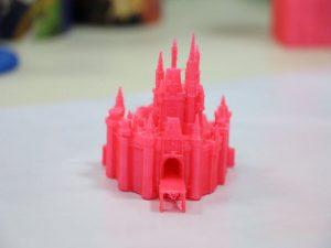 Solução de impressão 3D de uma paragem