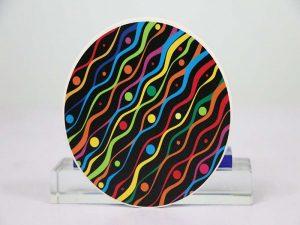 Solução de impressão de telha cerâmica de uma paragem