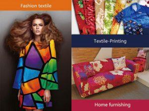 Solução de impressão têxtil one-stop