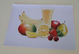 Banner de PVC impresso por 3.2m (10 pés) impressora eco solvente WER-ES3201