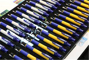 Amostras de canetas no WER-EH4880UV