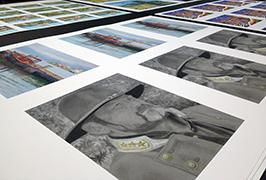 Papel fotográfico impresso por 1,8 m (6 pés) impressora eco solvente WER-ES1802 2
