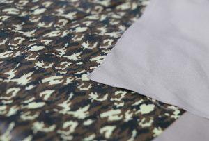 Amostra de impressão têxtil 1 pela máquina digital printng têxtil WER-EP7880T