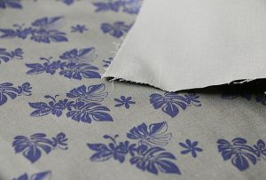 Amostra de impressão têxtil 2 pela máquina digital printng têxtil WER-EP7880T