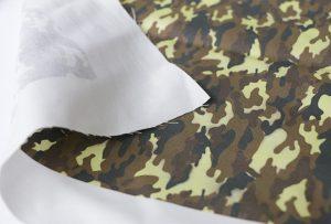 Amostra de impressão têxtil 3 pela máquina digital printng têxtil WER-EP7880T