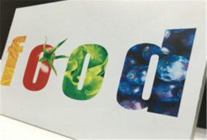 WV-ED2514UV -2.5x1.3m grande formato uv impressora-impressão de amostra para telha cerâmica