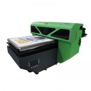 Athena jato direto para vestuário máquina de impressão têxtil camiseta impressão personalizada mini A2 camiseta impressora WER-D4880T