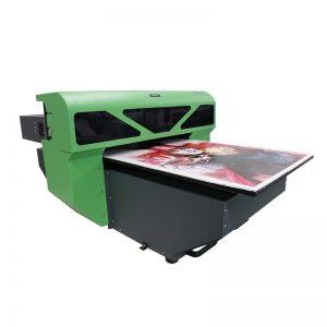 impressora jato de tinta automática, máquina de impressão de camisa de t personalizado WER-D4880UV