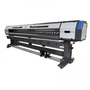 Preço barato 3.2 m vestuário plotter de vinil Infinito de grande formato máquina de impressão a jato de tinta digital WER-ES3202