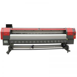 Impressora solvente eco impressora plotter eco impressora solvente impressora máquina bandeira WER-ES3202
