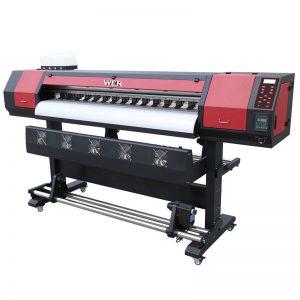 Alta qualidade e barato 1.8 m Smartjet dx5 cabeça 1440dpi impressora de grande formato para impressão de banner e adesivo WER-ES1902