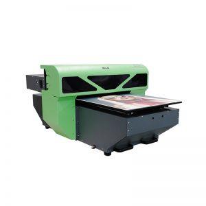 Impressora de alta resolução tamanho A2 uv digital móvel capa máquina de impressão WER-D4880UV