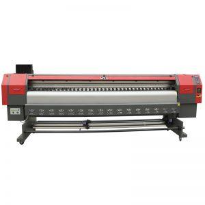 impressora solvente de alta velocidade de 3.2m, preço digital WER-ES3202 da máquina de impressão da bandeira do cabo flexível