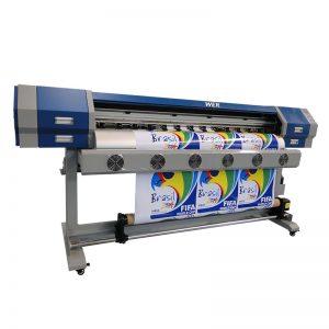 modelo quente de vinil personalizado personalizado multicolor digital máquina de impressão da camisa WER-EW160