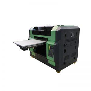 popular A3 329 * 600mm, WER-E2000 UV, impressora jato de tinta de mesa, impressora de cartão inteligente